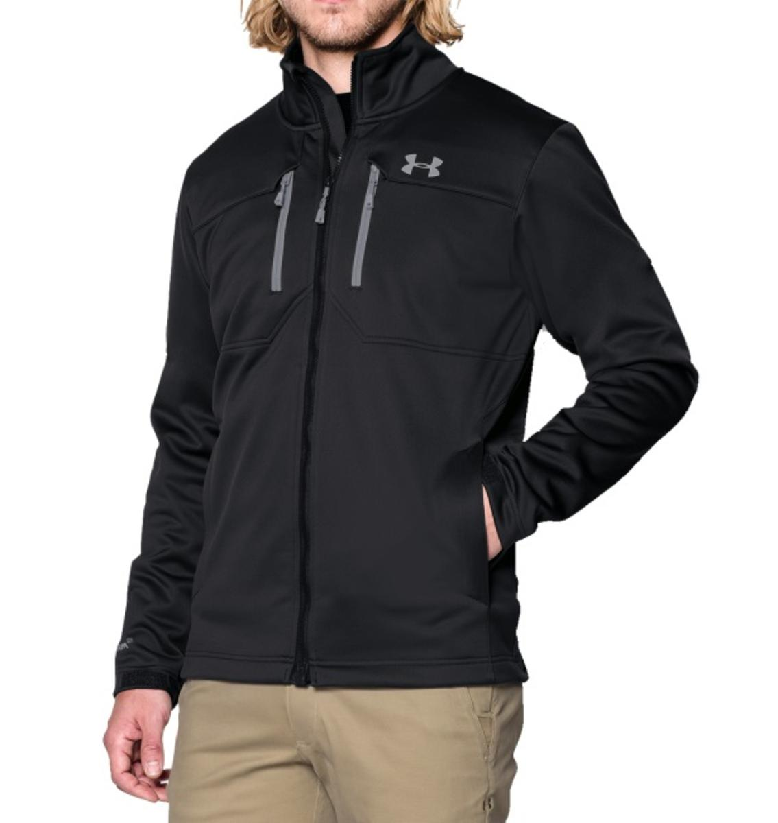2155adbe00 Under Armour Men s UA Storm ColdGear Infrared Softershell Jacket - The  Warming Store