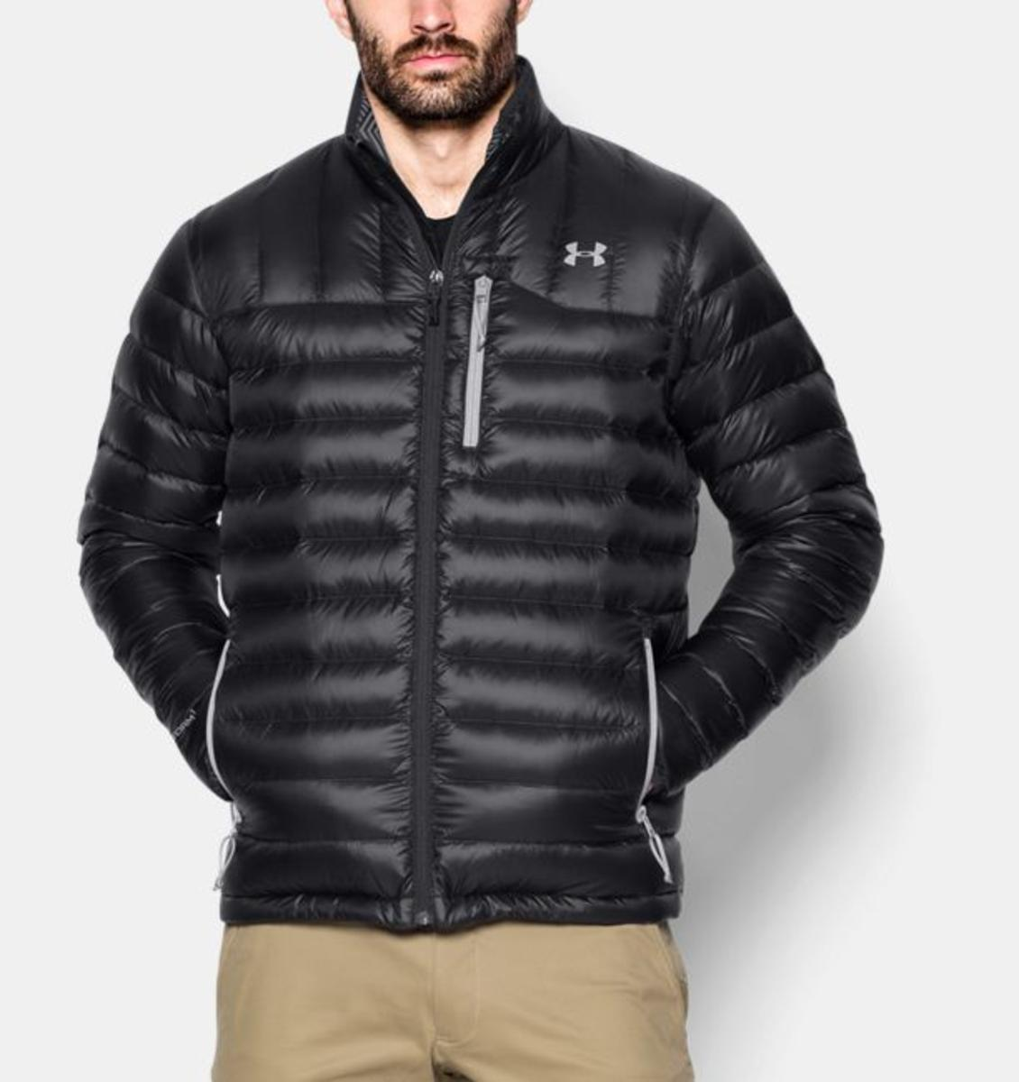 1ce426a41 Under Armour Men's UA Storm ColdGear Infrared Turing Jacket - The Warming  Store