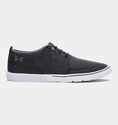 Under Armour Men's UA Street Encounter II Shoes - Black/High/Vis Yellow/Graphite
