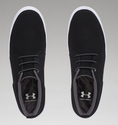 Under Armour Men's UA Street Encounter II Shoes - Black/White/Black