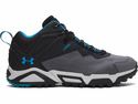Under Armour Men's UA Tabor Ridge Low Boots - Black/Graphite/Blue Heat