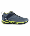 Under Armour Men's UA Tabor Ridge Low Boots - Gravel/Zombie Green/Ivory