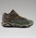 Under Armour Men's UA Tabor Ridge Low Boots - Owl Brown/Rifle Green/Stoneleigh Taupe