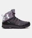 Under Armour Men's UA Verge Mid GORE-TEX Hiking Boots - Black/Charcoal/White