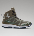 Under Armour Men's UA Verge Mid GORE-TEX Hiking Boots - Greenhead/Graphite/Elemental