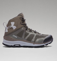 Under Armour Men's UA Verge Mid GORE-TEX Hiking Boots - Scree Brown/Black/Elemental