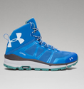 Under Armour Men's UA Verge Mid GORE-TEX Hiking Boots - Superior Blue/Graphite/White