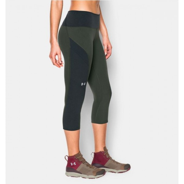 f237e08fa66 Under Armour Women s UA ArmourVent Trail Capri - The Warming Store
