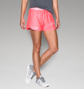 Under Armour Women's UA Play Up Short - Brilliance/Brilliance/White