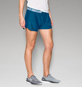 Under Armour Women's UA Play Up Short - Heron/Heron/Midnight Navy