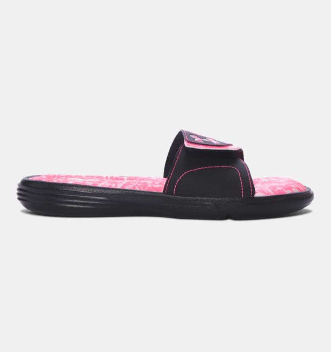 1669088fc Under Armour Women s UA Power in Pink Ignite VII Slides - The ...