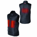 Venture Heat Men's Heated Puffer Vest with 5V USB Power Bank