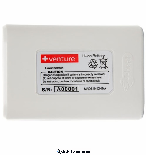 Venture Heat 604 Lithium Ion Battery (Pre-Order)
