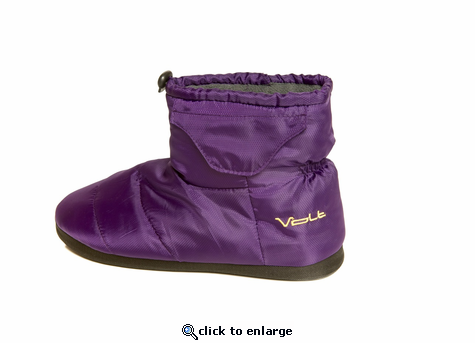 Volt 3V Generation III Heated Indoor/Outdoor Slippers - Purple