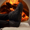 Volt Heated Indoor/Outdoor Slippers - Gray
