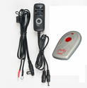Warm & Safe 3 Level Controller with Remote Control 12V