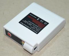 Warm & Safe Battery 7.4 Volt 5.2 Amp without controller