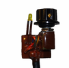 Warm & Safe Single Mounted Heat-Troller