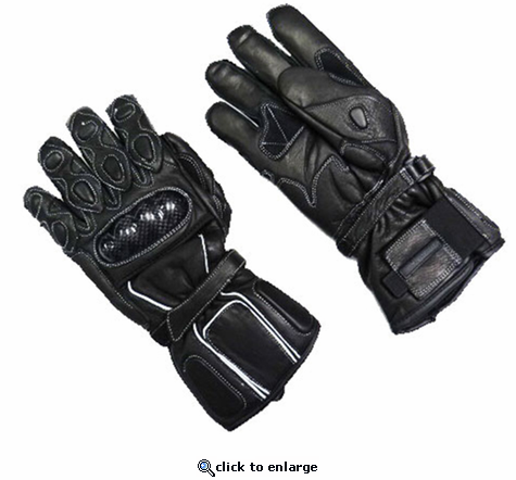 Warm & Safe Ultimate II Touring Heated Gloves