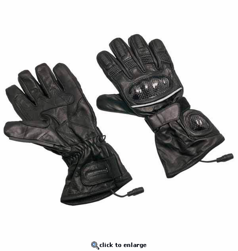 Warm & Safe Ultimate Touring Men's Heated Gloves
