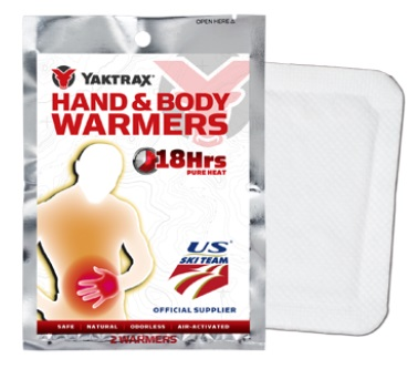 YakTrax Hand & Body Warmer - 40 Pack