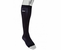 Zamst LC-1 Open Toe Long Calf Compression Sleeves 2-Pack