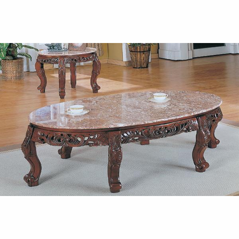 wooden Coffee & End Table