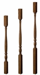 5900 Country French Square Top Balusters