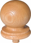 Ball Top Finial - 416