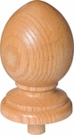 Plain Pineapple Finial - 412