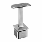 Square Fixed Handrail Support - Square Stem