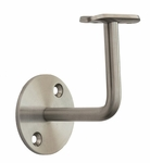 Stainless Wall Rail Support - for Round Handrail