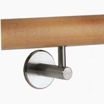 Stainless Wallrail Support