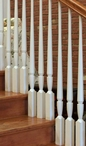 Wood Stair Balusters