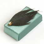 Blue Feather (Rectangular)