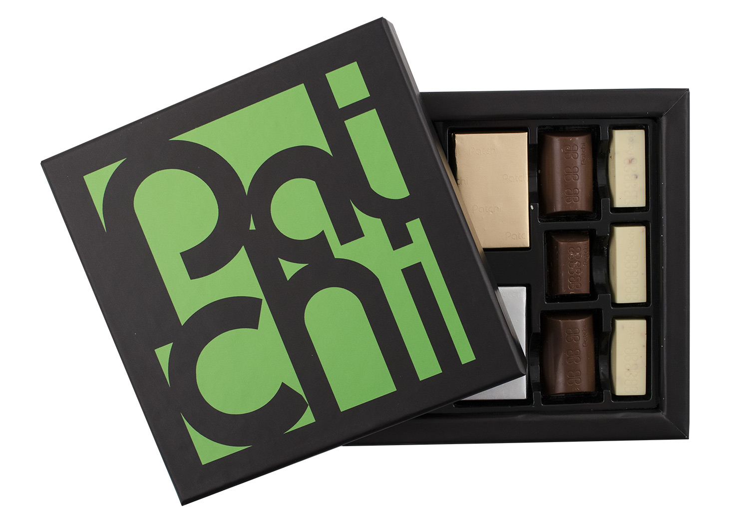 Patchi Elite Green Collection
