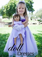 18 Inch Doll Dresses - Fits American Girl® Dolls