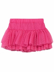 FLASH SALE:3 Pommes Little Roar Rose Jupon Skirt