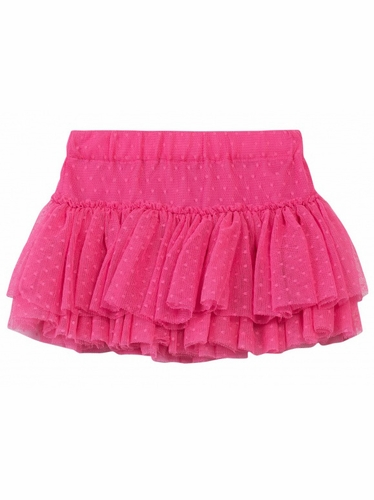 3 Pommes Little Roar Rose Jupon Skirt