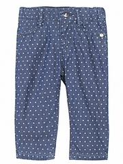 FLASH SALE: 3 Pommes Navy Star Blue Jean