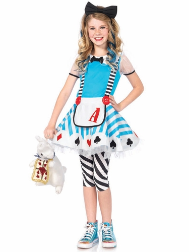 Adorable Alice 3 PC Costume