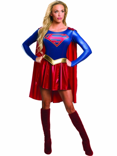 CLEARANCE - Adult Supergirl Costume