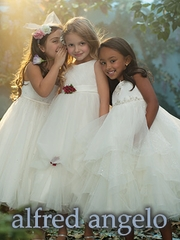 Alfred Angelo Flower Girl Dresses