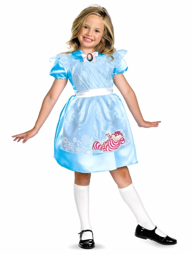 Alice Classic Kids Costume