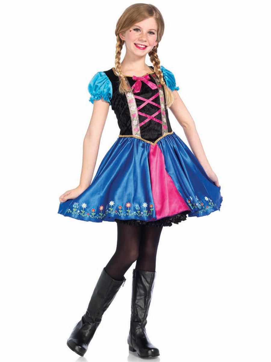 Girls Halloween Costumes & Princess Dresses - PinkPrincess.com