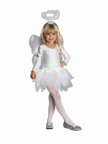 Angel Tutu Costume