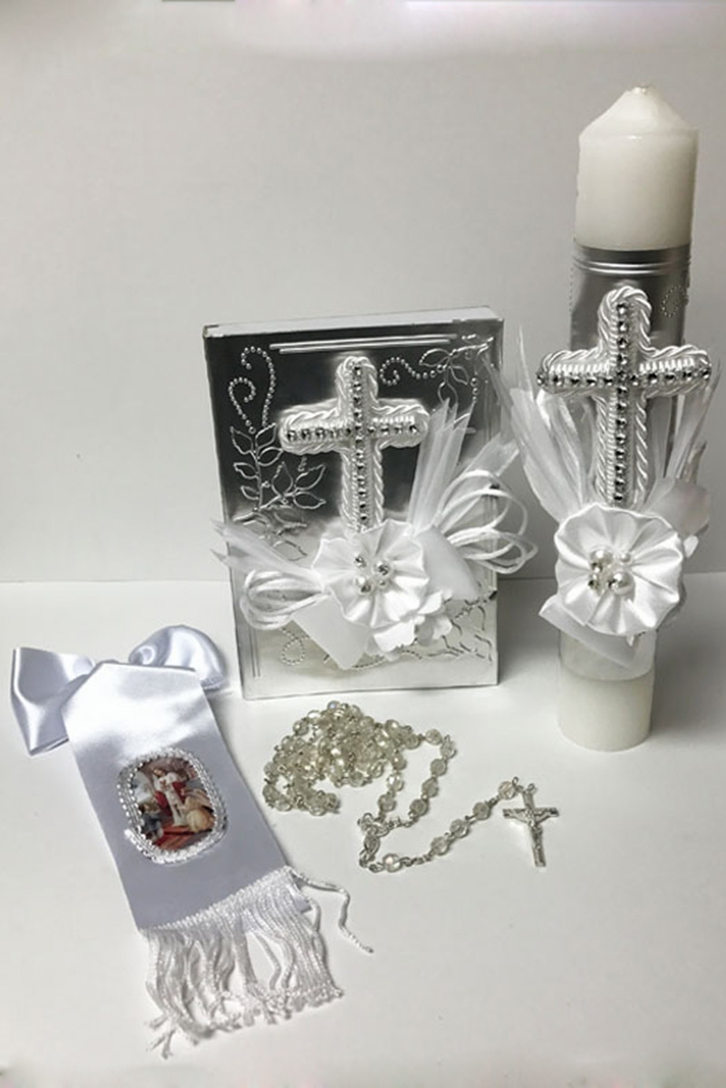 ... Girl's First Holy Communion Gift Set. Click to Enlarge