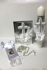 Angels Garments SFC7701 Boy's First Holy Communion Gift Set