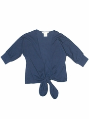 FLASH SALE:  Anthem of the Ants Navy Courtyard Cardigan