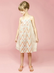 Anthem of the Ants Ombr� Arrow Sand Dress